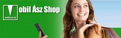 Mobil Ász Shop: A mobiltelefon tartozék webáruház