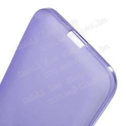 Szilikon védő tok / hátlap - FLEXI - LILA - SAMSUNG SM-G360F Galaxy Core Prime