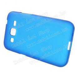 Szilikon védő tok / hátlap - FLEXI - KÉK - SAMSUNG SM-G360F Galaxy Core Prime
