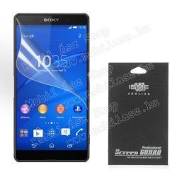 SONY Xperia Z4 (E6533)Képernyővédő fólia - Clear - 1db, törlőkendővel - SONY Xperia Z4  SONY Xperia Z3 + (E6533)  SONY Xperia Z3 + dual