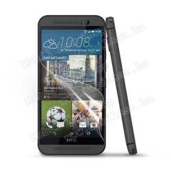 HTC One M9 Prime CameraKépernyővédő fólia - Clear - 1db, törlőkendővel - HTC One M9 (Hima)