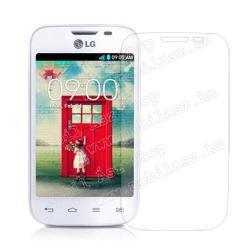 LG D160 L40Képernyővédő fólia - Clear - 1db, törlőkendővel - LG D160 L40