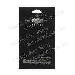 Képernyővédő fólia - Első és hátsó is! - Clear - 1db, törlőkendővel - SONY Xperia Z (C6603)