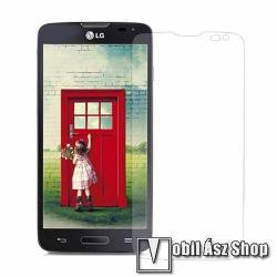 LG D405 L90Képernyővédő fólia - Clear - 1db, törlőkendővel - LG L90