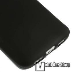 Szilikon védő tok / hátlap - FLEXI - FEKETE - LG G2 mini / LG D620 G2 mini LTE