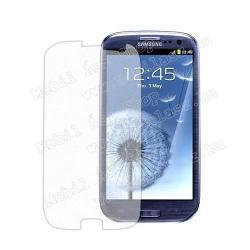 SAMSUNG Galaxy S3 Neo (GT-I9301I)Képernyővédő fólia - Anti-glare - MATT! - 1db, törlőkendővel - SAMSUNG GT-I9300 Galaxy S III.