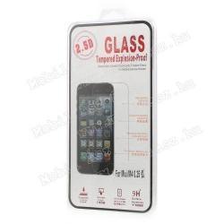 Előlap védő karcálló edzett üveg - 9H, A képernyő sík részét védi - Xiaomi MI-4
