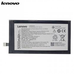 Lenovo Vibe P1 akkumulátor - 5000mAh Li-ION - BL244 - GYÁRI