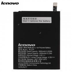 Lenovo A5000 akkumulátor - 4000mAh Li-ION - BL234 - GYÁRI