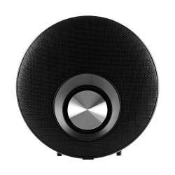 JOYROOM hordozható bluetooth hangszóró - FEKETE - v4.1, microSD foglalat, mikrofon, kihangosító funkció, FM rádió