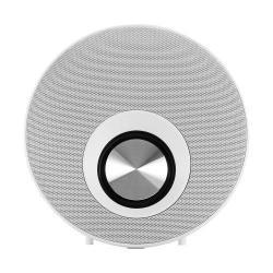 JOYROOM hordozható bluetooth hangszóró - FEHÉR - v4.1, microSD foglalat, mikrofon, kihangosító funkció, FM rádió