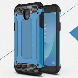 OTT! MAX DEFENDER mûanyag védõ tok / hátlap - VILÁGOSKÉK - szilikon belsõ, ERÕS VÉDELEM! - SAMSUNG SM-J530 Galaxy J5 (2017)