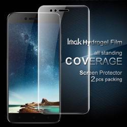 IMAK HD Hydrogel Protector képernyővédő fólia - 2db, 0,15 mm, A TELJES KIJELZŐT VÉDI! - XIAOMI Mi 5X / Xiaomi Mi A1 - GYÁRI
