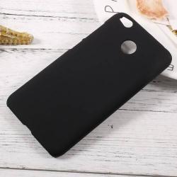 Mûanyag védõ tok / hátlap - FEKETE - Hybrid Protector - Xiaomi Redmi 4X