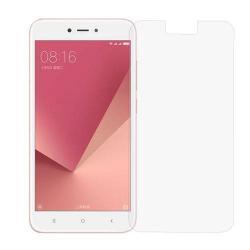 Előlap védő karcálló edzett üveg - 0,3 mm vékony, 9H, Arc Edge - Xiaomi Redmi Note 5A / Xiaomi Redmi Y1 Lite