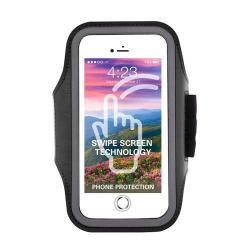 SPORT tok / karpánt - ultravékony kialakítás - FEKETE - APPLE iPhone 6 / 6s / 7