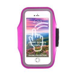 SPORT tok / karpánt - ultravékony kialakítás - RÓZSASZÍN - APPLE iPhone 6 / 6s / 7