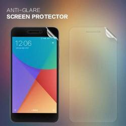 NILLKIN képernyővédő fólia - Anti Glare - 1db, törlőkendővel - Xiaomi Redmi Note 5A / Xiaomi Redmi Y1 Lite - GYÁRI