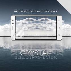 NILLKIN képernyővédő fólia - Crystal Clear - 1db, törlőkendővel - Lenovo K6 Power - GYÁRI