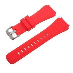 Pót szíj - szilikon - SAMSUNG Galaxy Watch 46mm / SAMSUNG Gear S3 Classic / SAMSUNG Gear S3 Frontier - PIROS