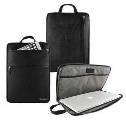 PIERRE CARDIN Valódi bõr laptop táska MacBook Air 13.3