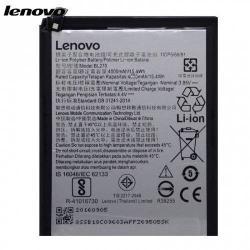 Akku 4000 mAh LI-Polymer - belső akku, beépítése szakértelmet igényel - BL270 - Lenovo K6 Note - GYÁRI