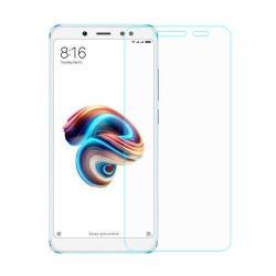 Előlap védő karcálló edzett üveg - 0,3 mm vékony, 9H, Arc Edge - Xiaomi Redmi Note 5 Pro (Global version) / Xiaomi Redmi Note 5 (Global version)
