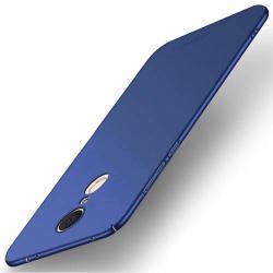 MOFI SHIELD SLIM műanyag védő tok / hátlap - 0,9mm vékony! - SÖTÉTKÉK - XIAOMI Redmi Note 5 / XIAOMI Redmi 5 Plus - GYÁRI