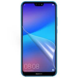 Képernyővédő fólia - Ultra Clear - 1db, törlőkendővel - HUAWEI P20 lite (2018) / HUAWEI Nova 3e