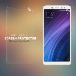 NILLKIN képernyővédő fólia - Anti-glare - MATT! - 1db, törlőkendővel - Xiaomi Redmi Note 5 Pro (Global version) / Xiaomi Redmi Note 5 (Global version) - GYÁRI