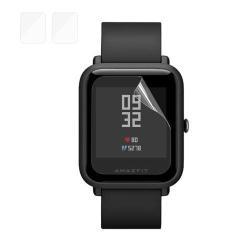 HAT PRINCE képernyővédő fólia - CLEAR - 2DB - Xiaomi Huami Amazfit BIP