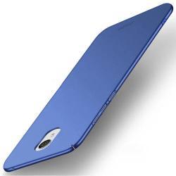 MOFI SHIELD SLIM műanyag védő tok / hátlap - 0,9mm vékony! - KÉK - Meizu M6 - GYÁRI