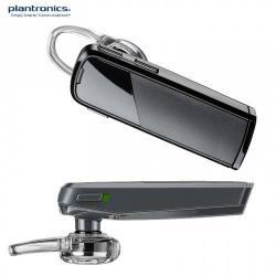 PLANTRONICS EXPLORER 80 BLUETOOTH HEADSET - multipoint, USB töltővel! - FEKETE - GYÁRI