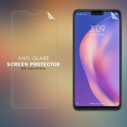 NILLKIN képernyővédő fólia - Anti-Glare - MATT! - 1db, törlőkendővel - Xiaomi Mi 8 Lite / Xiaomi Mi 8 Youth (Mi 8X) - GYÁRI