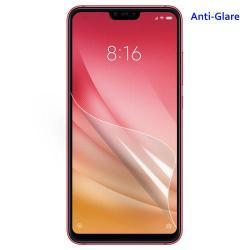Képernyővédő fólia - Anti-glare - MATT! - 1db, törlőkendővel - Xiaomi Mi 8 Lite / Xiaomi Mi 8 Youth (Mi 8X)