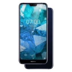 Nokia 7.1, Dual SIM, kék