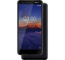 Nokia 3.1 4G, Dual Sim, fekete