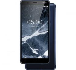 Nokia 5.1, Dual SIM, kék