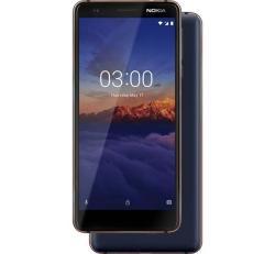 Nokia 3.1, Dual SIM, kék