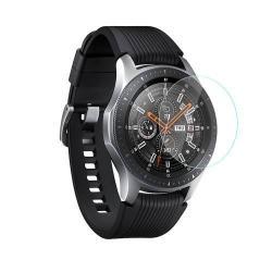 Előlap védő karcálló edzett üveg - 1db - 0.3mm, 9H - SAMSUNG Galaxy Watch 46mm / SAMSUNG Gear S3 Classic / SAMSUNG Gear S3 Frontier