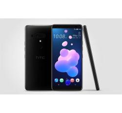 HTC U12+ Dual Sim, Ceramic Black, 64GB