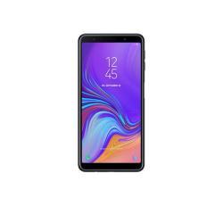 Samsung Galaxy A7 (2018), Dual SIM, Fekete, 64GB (SM-A750)