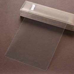 Előlap védő karcálló edzett üveg - 0,3 mm vékony, 9H, Arc Edge - HUAWEI MediaPad T5