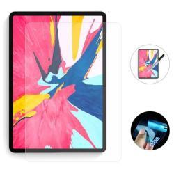 ENKAY Clear Soft Nano képernyővédő fólia - Clear - 1db, törlőkendővel, teljes képernyőre, Explosion-proof - APPLE iPad Pro 11 (2018)