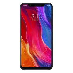 Xiaomi Mi 8, 6/64GB, fekete