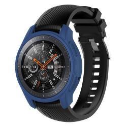 Okosóra szilikontok - KÉK - SAMSUNG Galaxy Watch 46mm / SAMSUNG Gear S3 Frontier