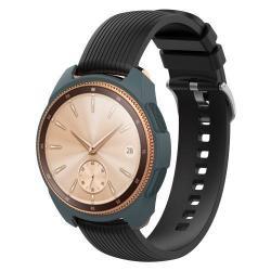 Okosóra szilikontok - SÖTÉTKÉK - SAMSUNG SM-R810NZ Galaxy Watch 42mm