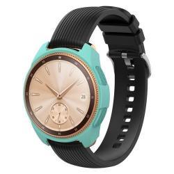Okosóra szilikontok - CYAN - SAMSUNG SM-R810NZ Galaxy Watch 42mm