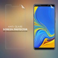 NILLKIN képernyővédő fólia - Anti-Glare - MATT! - 1db, törlőkendővel - SAMSUNG Galaxy A9 (2018) - GYÁRI