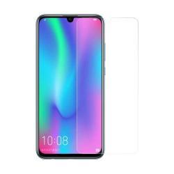 Előlap védő karcálló edzett üveg - 0,3 mm vékony, 9H, Arc Edge - HUAWEI P Smart (2019) / HUAWEI Honor 10 Lite